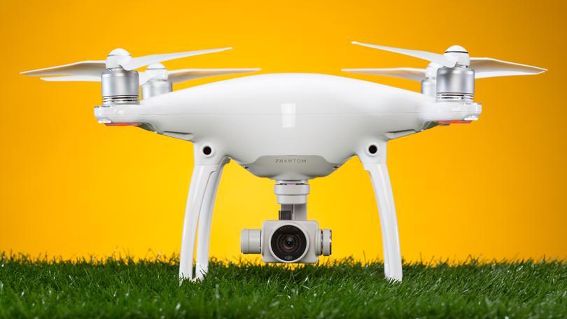 uso ao longo da história dos drones