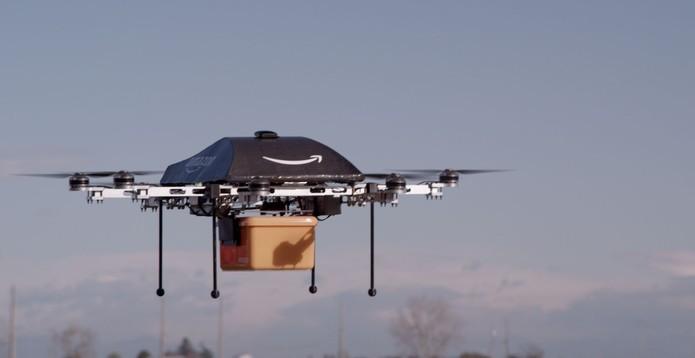 história dos drones (vants)