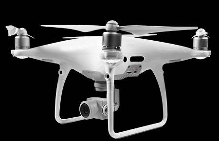 relevância dos itens ao comprar um drone profissional