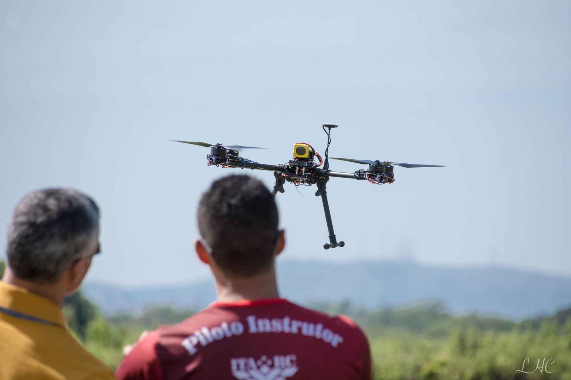 Como fazer entrega com drone no Brasil