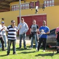 Treinamento de Pilotos de Drone (RPAS)