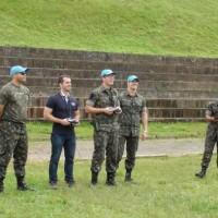 Curso de Pilotagem de Drone (RPAS) - Exército Brasileiro