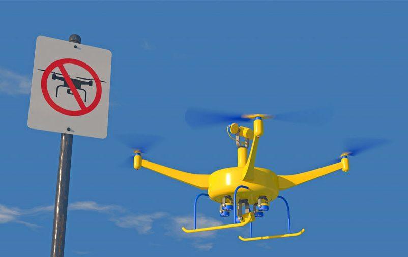 normas jurídicas dos drones