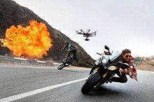 Filme de ação na indústria cinematográfica