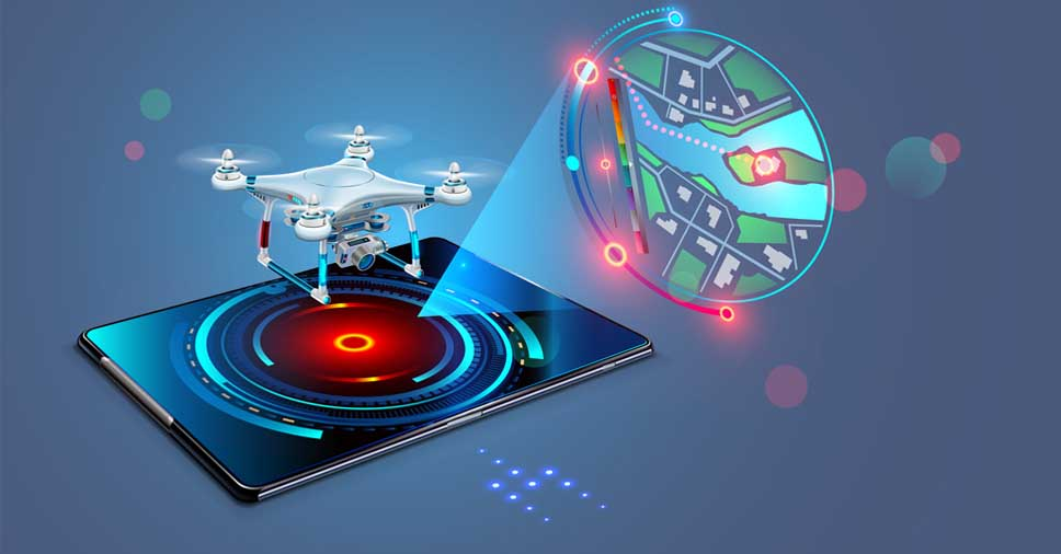 aplicativos para pilotos de drones