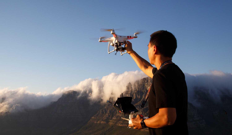 erros fundamentais ao pilotar um drone