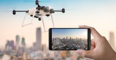 controlar drone