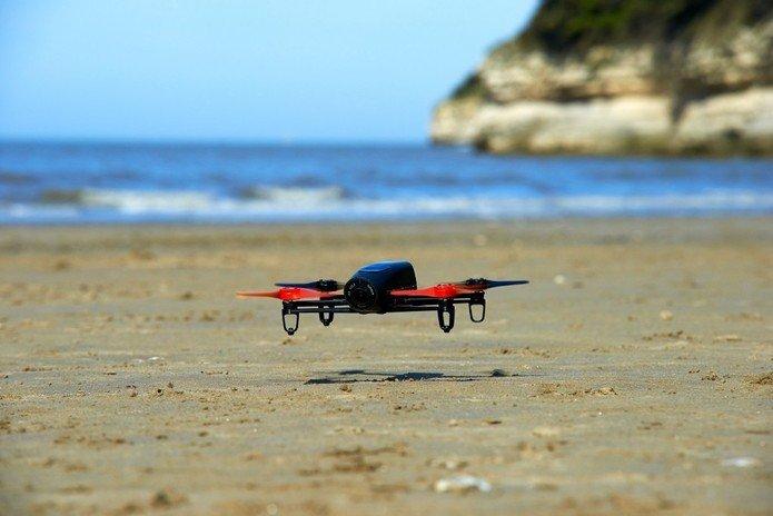 controlar drone pelo celular: são todos os modelos?