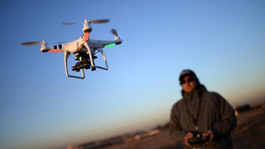 qual teto do mercado de trabalho de drones?