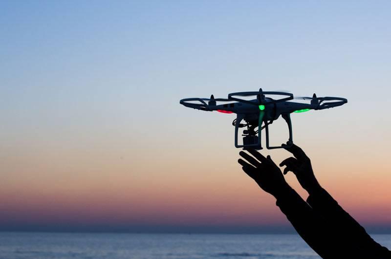 dúvidas frequentes sobre drones