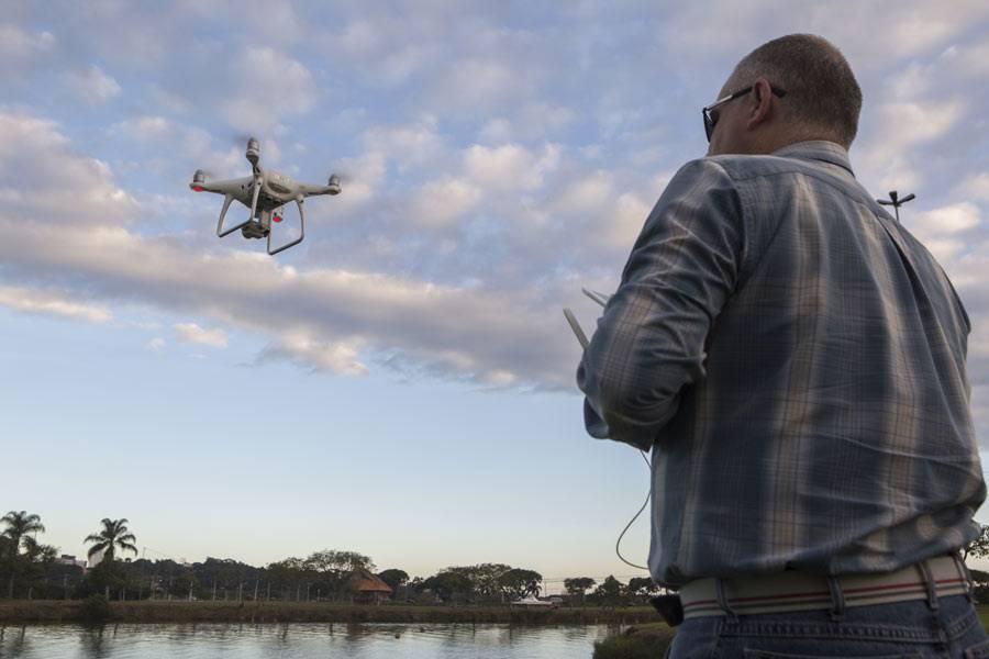 dúvidas frequentes em relação à pilotagem de drones