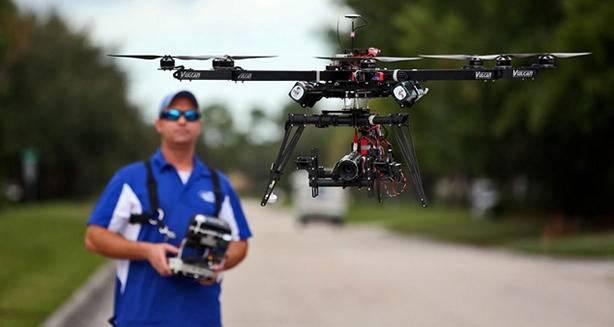 dúvidas frequentes sobre formação e pilotagem de drones