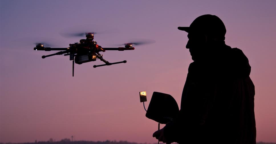 fotogrametria com drone