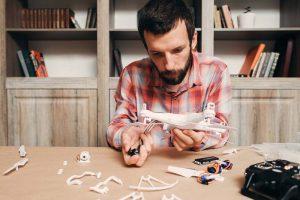 manutenção de drones é com o ITARC