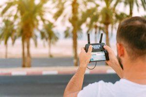 dicas de filmagem com drone e seus movimentos