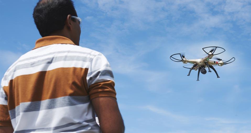 como ganhar dinheiro com drone