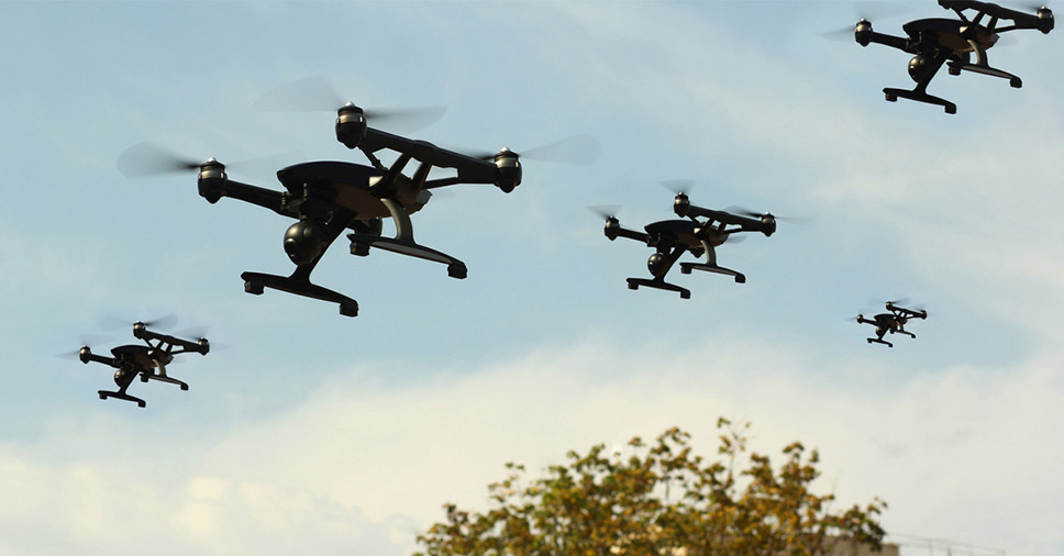 dicas de pilotagem de drones