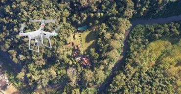 Mapeamento com drones