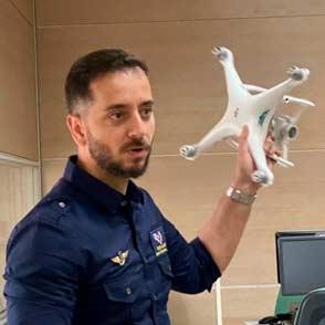 Escola de Drones Felipe