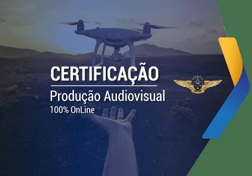 Certificação em Drones