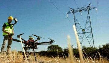 Travessias e lançamentos com drones