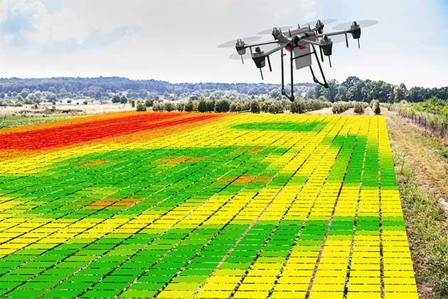 ingresse no mercado de trabalho para pilotos de drones