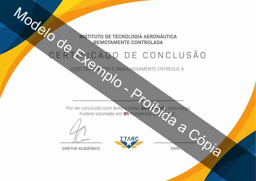 Certificado Curso Smart