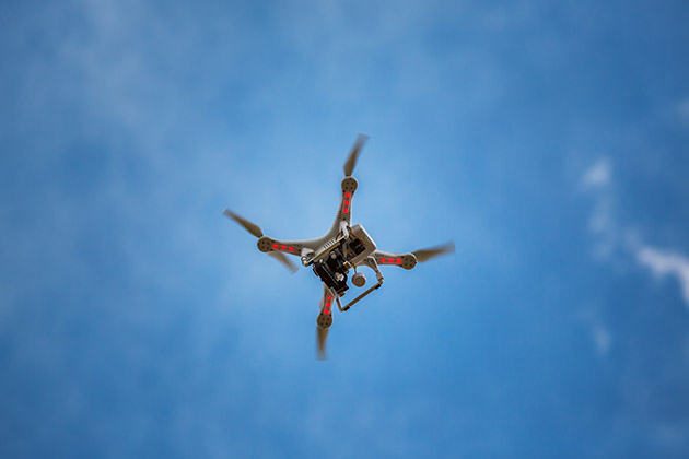 conheça a corrida de drone