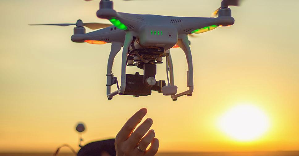 veja as curiosidades da corrida de drone